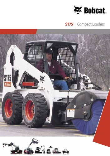 S175 | Compact Loaders