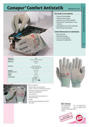 Camapur® Comfort Antistatik 623