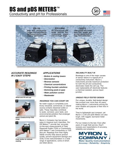 DS/pDS METERS™