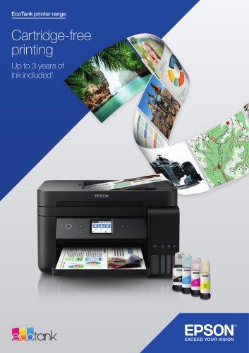 Cartridge-free printing