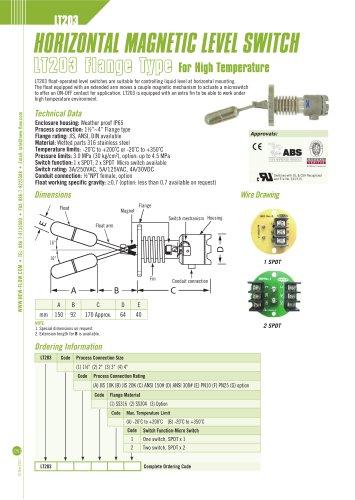 LT-203(Float level switch)