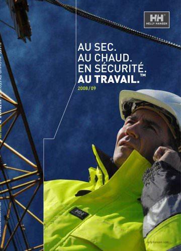 Helly Hansen WorkWear 2008/2009 - French