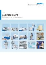 ANDRITZ KMPT Products and services