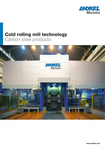 Cold rolling for carbon steel
