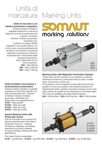 Marking Units