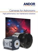 Cameras for Astronomy