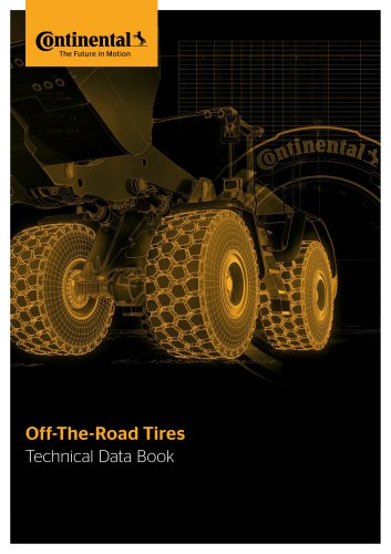 Off-The-Road Tires