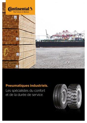 Pneumatiques industriels