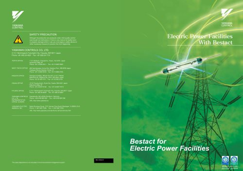 Electric Power Facilities With Bestact