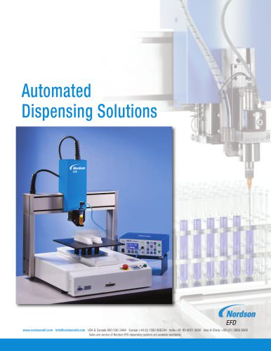 Automated Dispensing Solutions
