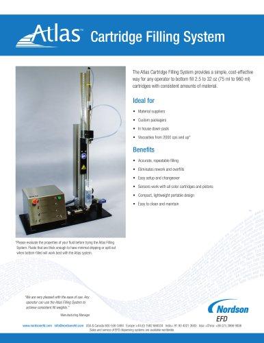Cartridge Filling System