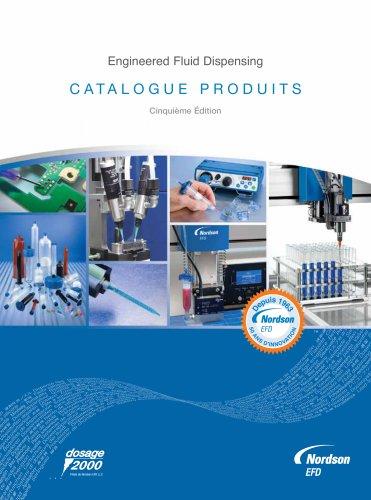 Catalogue Systèmes de Dosage Nordson EFD