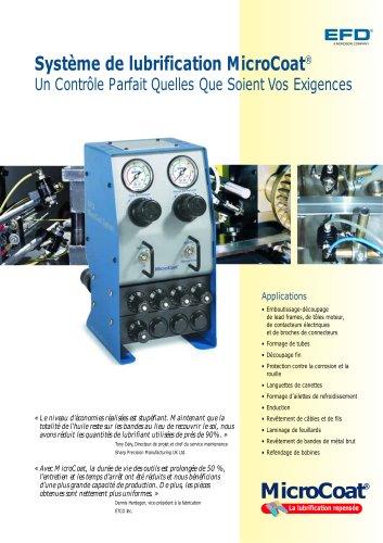 Système de lubrification MicroCoat®