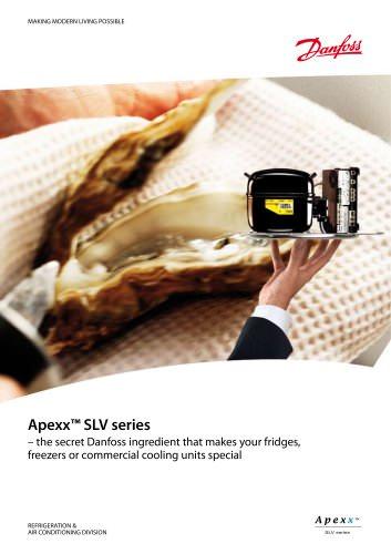 Apexx™ SLV series
