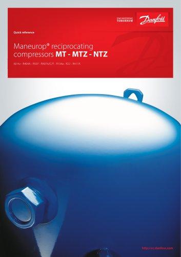 compressors MT - MTZ - NTZ