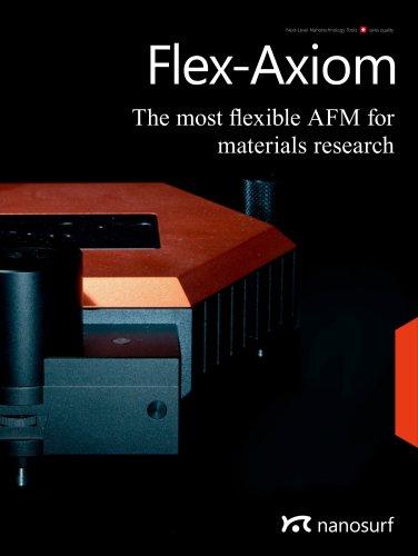 Nanosurf Flex-Axiom