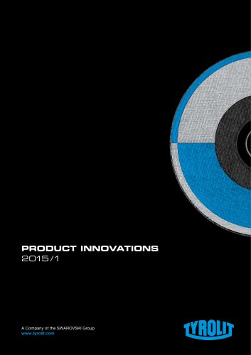 Product Innovations 2015