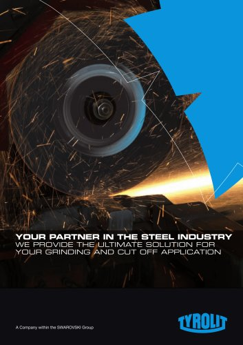 Your Partner in the Steel Industry