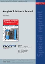 Complete Solutions in Demand