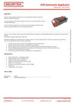 ATX Automatic Applicator