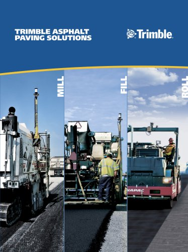 Asphalt Paving Brochure