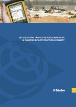 Construction Positioning Solutions Brochure - French - 1