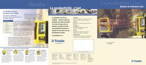 Laser-based Display Systems brochure - French