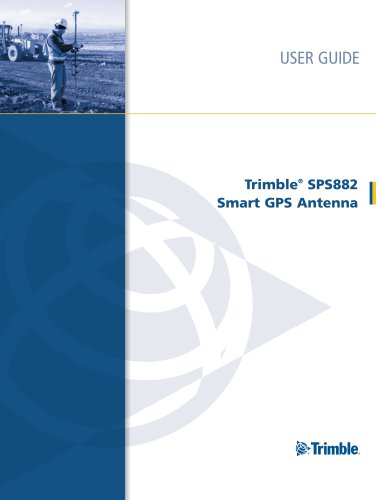 SPS882 User Guide, 4.00A