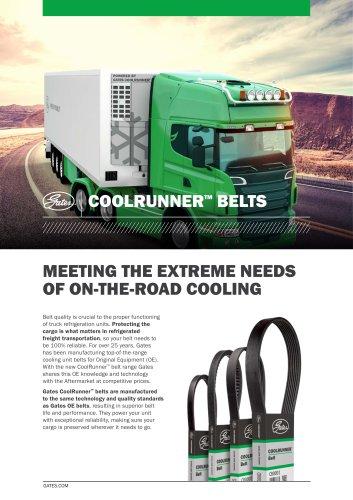 Coolrunner™ Belts