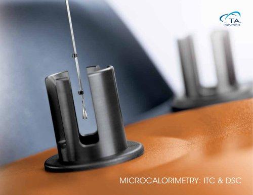 MICROCALORIMETRY: ITC & DSC