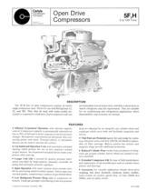 5F/H Open-Drive Compressors