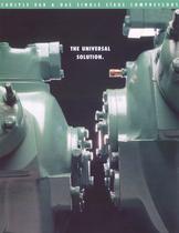 Compresores reciprocantes semiherméticos 06D/06E