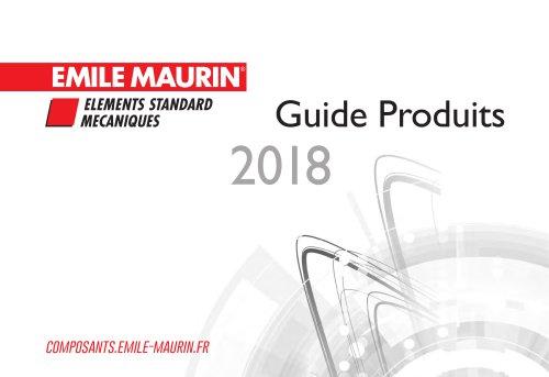 Guide Produits 2018