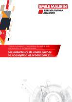 Livre Blanc - les inducteurs de coûts cachés en conception et production - 1