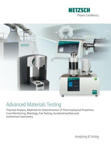 Advanced Materials Testing