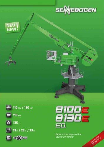 Equilibrium Handler / Balancer 8100 EQ / 8130E EQ - Green Line