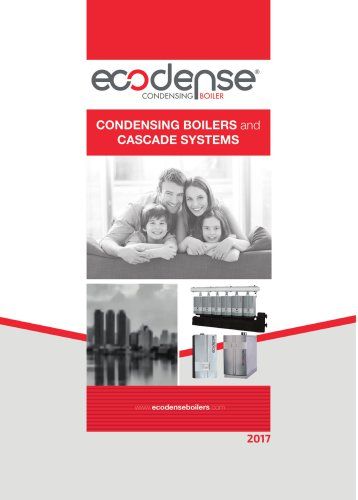condensing boilers and cascade systems
