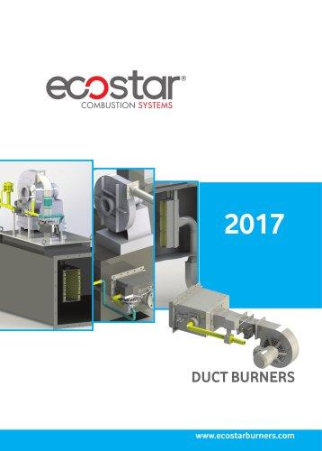 Duct burners 2017