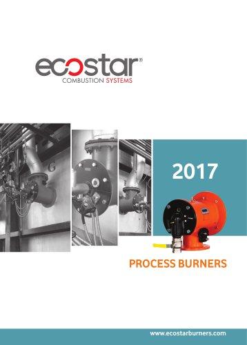 Process burners 2017