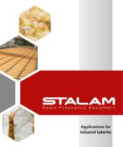 Applications for industrial bakeries
