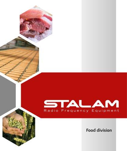 STALAM CATALOG - FOOD DIVISION