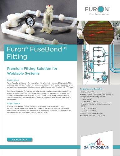 Furon® FuseBond™ Fitting