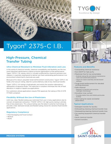 Tygon® 2375-C IB