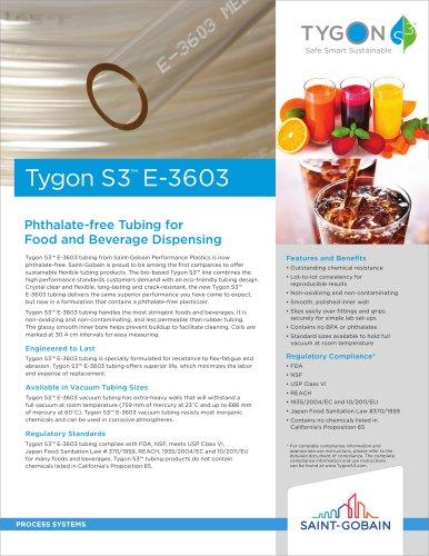 Tygon S3™ E-3603