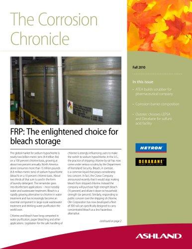 ASHLAND Corrosion Chronicle 2010