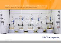 RESIN SELECTION GUIDE FOR CHEMICAL RESISTANCE