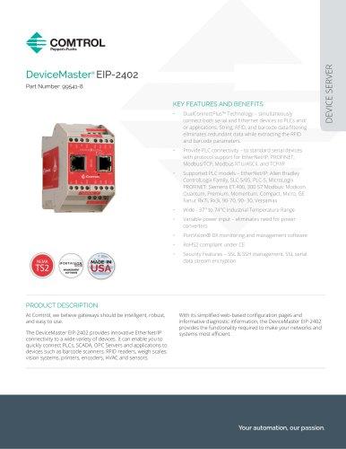 DeviceMaster® EIP-2402