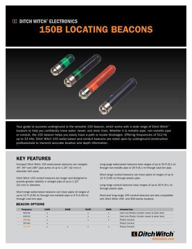 150B Locating beacon