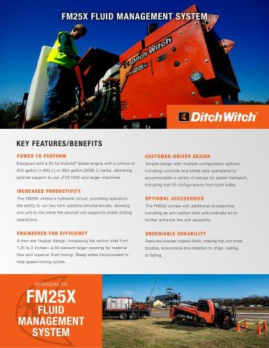 FM25X FLUID MANAGEMENT