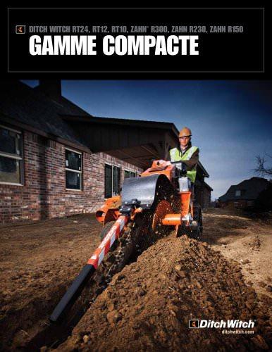GAMME COMPACTE